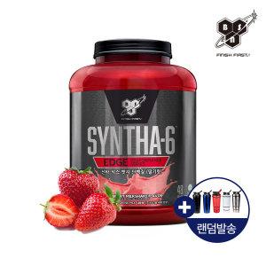 BSN 신타6 엣지 딸기맛 프로틴 1.75kg X 1통(48회)