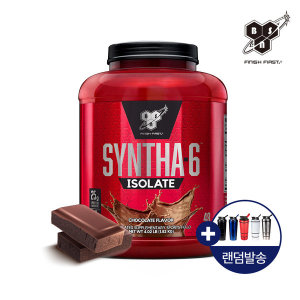 BSN신타6아이솔레이트초코맛프로틴 1.8kgX1통(48회)
