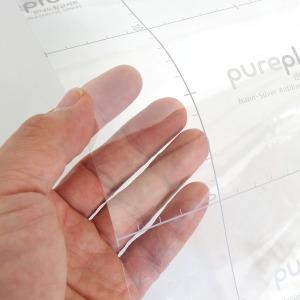 엘리베이터 항균필름 투명 은나노 접착식 시트지 세균