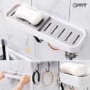 OMT 주방 욕실 수납용품 비누받침대 선반 OB-YW27