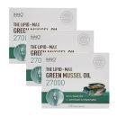 이노 초록입홍합오일 27000mg 120캡슐 3개