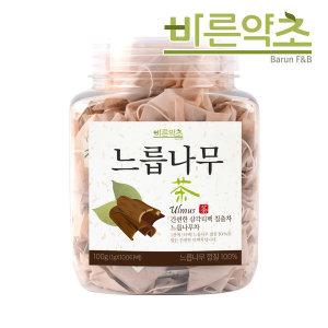 느릅나무 티백 / 100EA / 국내산 왕느릅나무 껍질