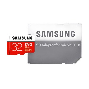 삼성 MicroSDHC32GB PLUS 외장메모리카드