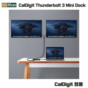 HMX02ZM/A CalDigit Thunderbolt 3 Mini Dock