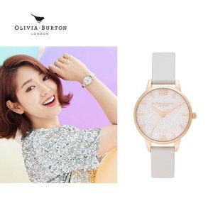 (AK플라자) 올리비아버튼  GLITTER DIAL (OB16GD50) 여성용 시계