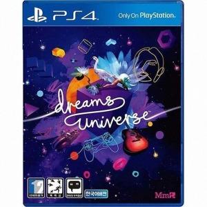 PS4 드림즈 유니버스 한글판 초회판 새제품