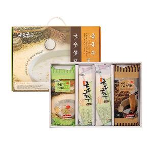원조 구포국수 콩 국수 메밀 소바 소면 4P 10세트
