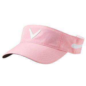 (현대Hmall)캘러웨이 2020 옵티벤트 여성용 바이저 골프모자 핑크
