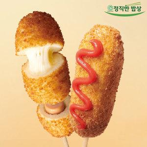 핫도그 우리아이 영양간식 우양 바삭핫도그 2팩