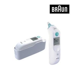 브라운체온계 IRT-6520 귀체온계 써모스캔 정품