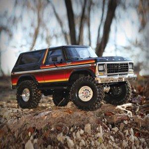 CB82046-4 Traxxas TRX-4 Ford Bronco/ 색상지정메모. 미메모시 랜덤 발송