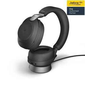 자브라 Evolve2 85 STEREO UC USB-C형 스탠드/블랙