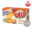 오리온 예감 치즈그라탕 12P 소포장 192gx16개