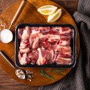 한돈 국내산 돼지 갈비 찜용 500gx3개 총1.5kg 냉동