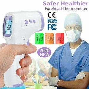 비접촉 체온계 디지털 비대면 체온측정기 FDA