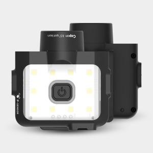 크레모아 헤드랜턴 LED캡라이트 캡온 120D (CLP-120D)