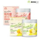 피치콜콜라겐 저분자 피쉬콜라겐 복숭아+레몬세트
