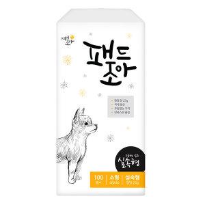 실속형 강아지패드 소형 400매 애견 배변 용품