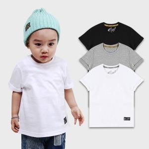 끄라몽키즈 여름 반팔티 아동 티셔츠 CRMKT01