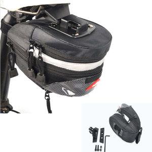 (현대Hmall)안장거치식 안장가방 자전거용품 안장프레임 프레임백