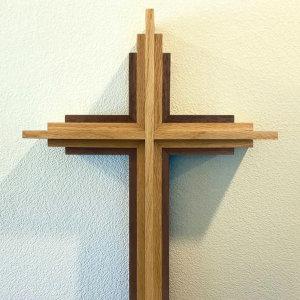 바울 십자가 수제 원목 나무십자가 벽걸이십자가