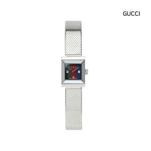 구찌  /GUCCI/ G프레임 컬러 메탈 (YA128535)