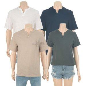 갤러리아  공용  반오프넥 티셔츠 (UBTC354)