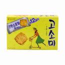 다과 탕비 간식 비스킷 쿠키 고소미/216g