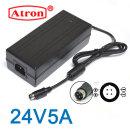 아답터 24V5A 어댑터 LCD모니터 아답터