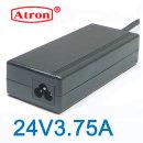아답터 24V3.75A 어댑터 해외인증제품