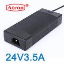아답터 24V3.5A 어댑터 모니터 어댑터 해외인증제품
