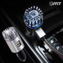 OMT 차량용 고속 충전기 + 미니 공기청정기 OC-AIR2P