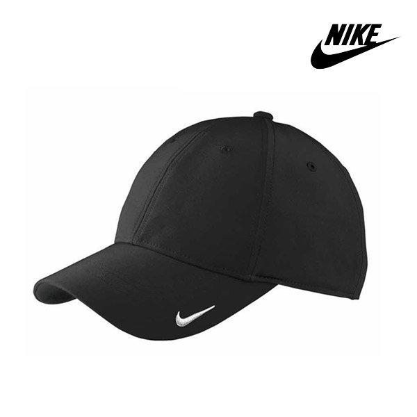 NIKE  나이키 골프 스우시캡 레거시 779797-010 블랙