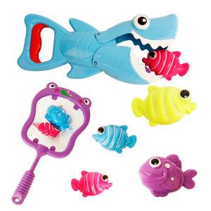 상어 사냥꾼 목욕놀이 10종 (999)/신나는 목욕시간