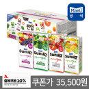 매일 과일야채샐러드 4종 혼합 200ml 72팩 /과채음료
