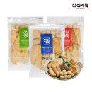 삼진어묵 매운+해물+야채 모듬어묵 1봉 900g / 총 3봉