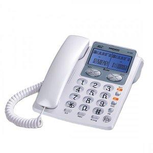 대우 2국선 발신자표시유선전화기 DT-200