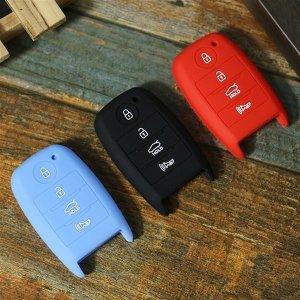 젤리 실리콘 스마트키케이스 키홀더 자동차용품