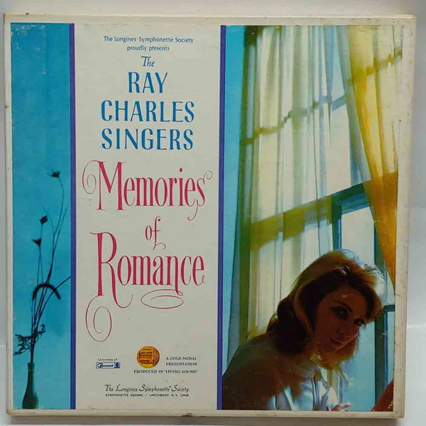 17.Memories of Romance by The Ray Charles Singers U.S.A 원본 마스터테이프