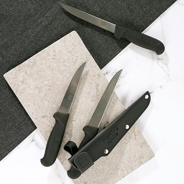 스위스 빅토리녹스 뼈칼 12cm 15cm / 정육칼 고기칼