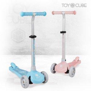 (토이큐브(Toycube)) 토이큐브 쥬니어 킥보드 (블루/핑크) 택일