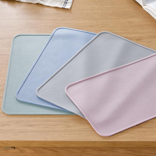 실리콘 방수 식탁매트 테이블매트 식탁보 식탁깔개