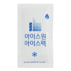 10x18 120개 얼음 미니 보냉 완제품 아이스팩 물 100%