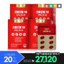 크릴오일 인지질58%이상원료 4박스(총 120캡슐)