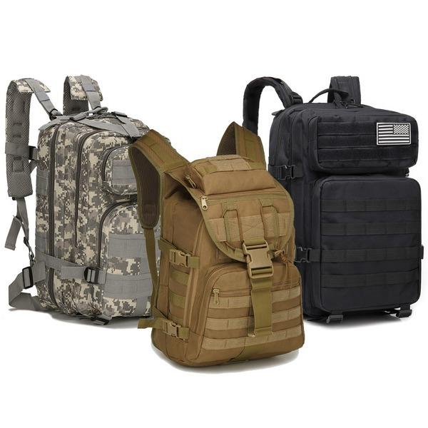 대형 등산배낭 40~75L 남자 가방 밀리터리백팩 여행