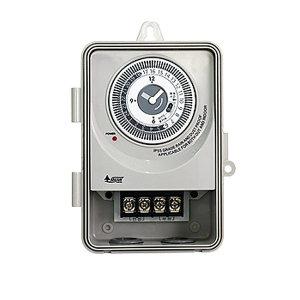 SJB-S30 30A 케이스 간판 타이머 타임스위치 LED 옥외