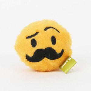 큐몬스터 이모지 (콧수염)/ 이츠독