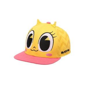 블랙야크키즈  금비 캐릭터를 적용한 스냅백 스타일 아동 모자  S금비스냅백