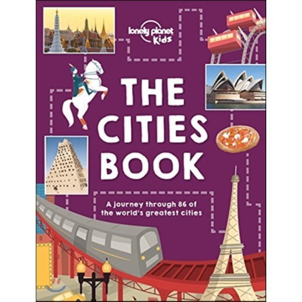 Cities Book   Lonely Planet Kids