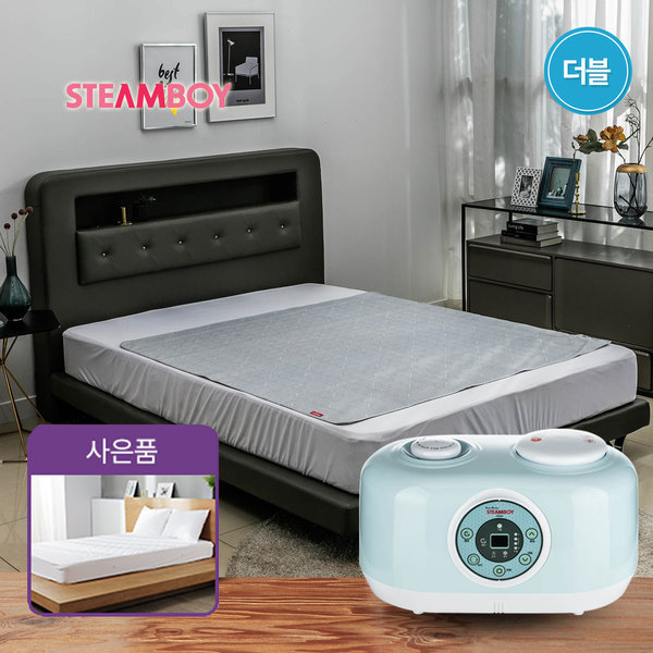 스팀보이 사계절 냉온수매트 F5300-A18 / 더블